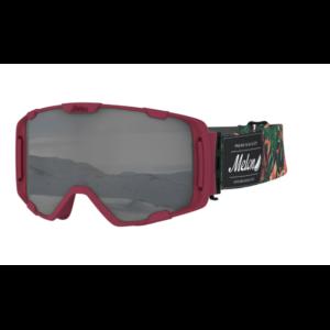 melon-optics-parker-goggle, burgundyred-tropical, silverchrome