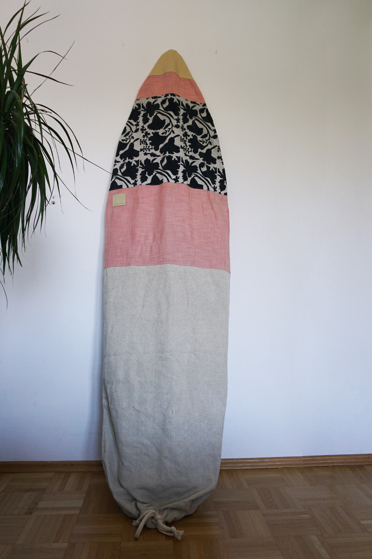 Boardsocke, Boardbag, Palmenliebe