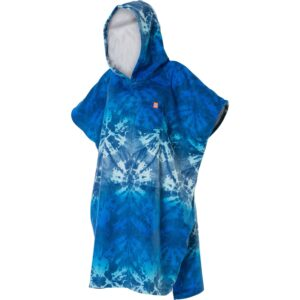 Surf Poncho Be Hippie Indigo