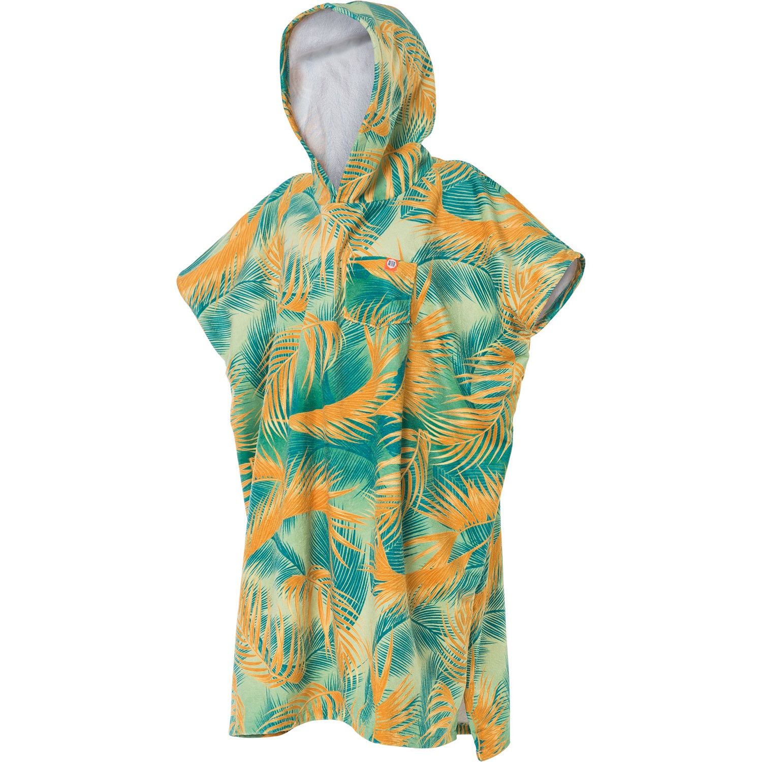 Surf Poncho, fter Essentials Tropical Orange