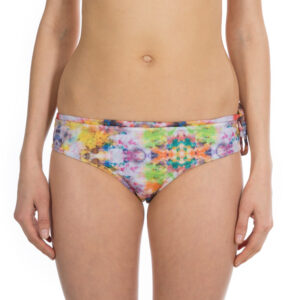 Hi Oceanlovinggirls Surf Bikini Pant wipe out colours front