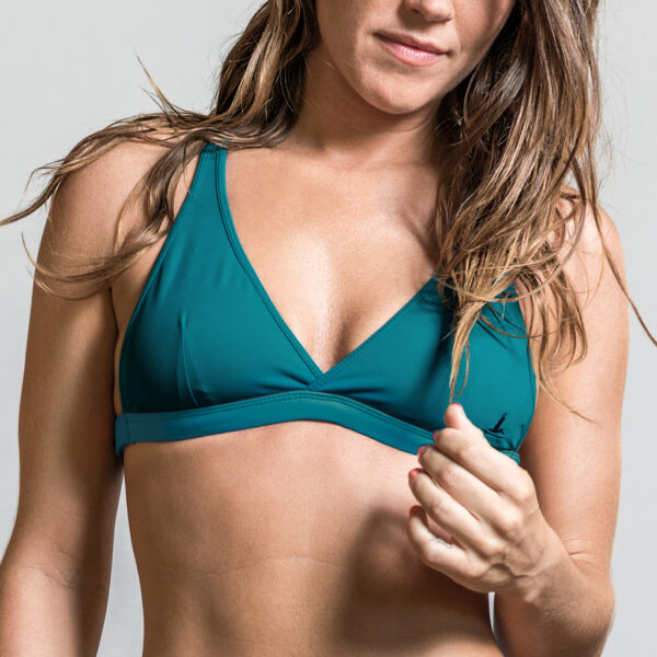 Waimea Surf Bikini Top Salty Bird Tosca