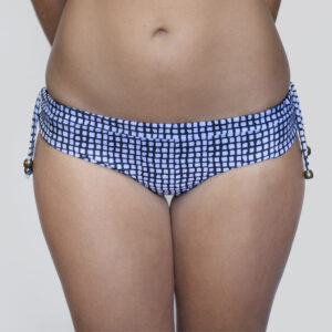 Jay Bay Surf Bikini Pant Salty Bird Checker