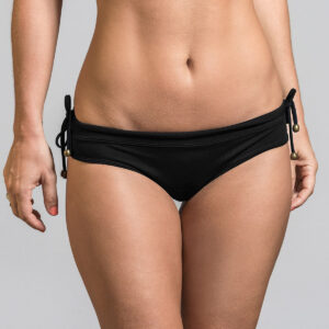 Jay Bay Bikini Pant Salty Bird Black