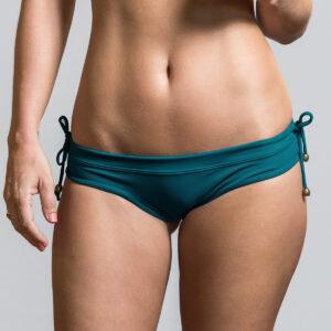 Jay Bay Bikini Pant Salty Bird Tosca