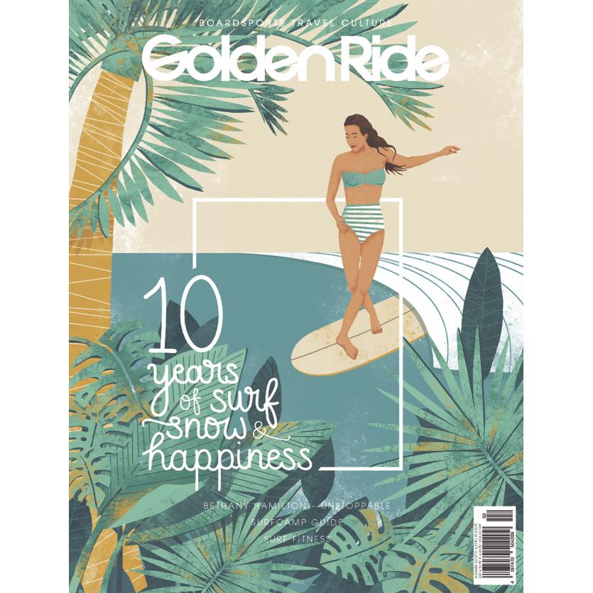 Golden Ride Ausgabe 41 - 10 Jahre Golden Ride