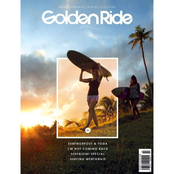 Golden Ride Ausgabe 42