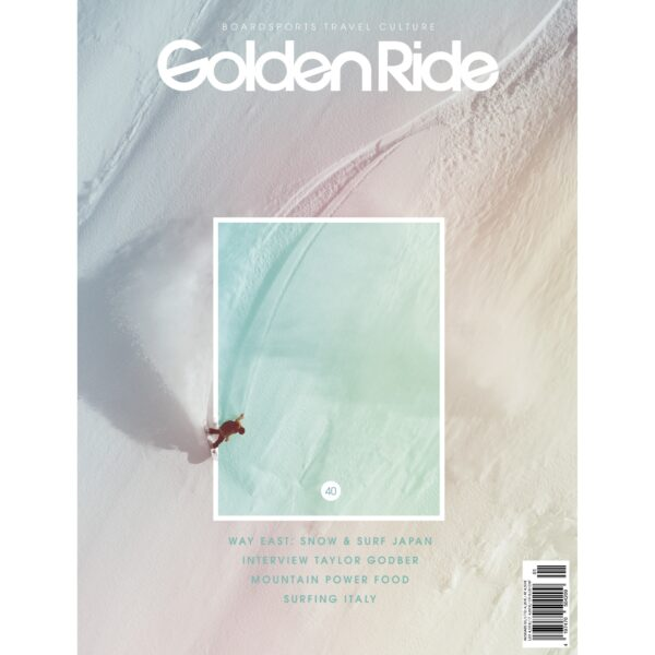 Golden Ride Ausgabe 40