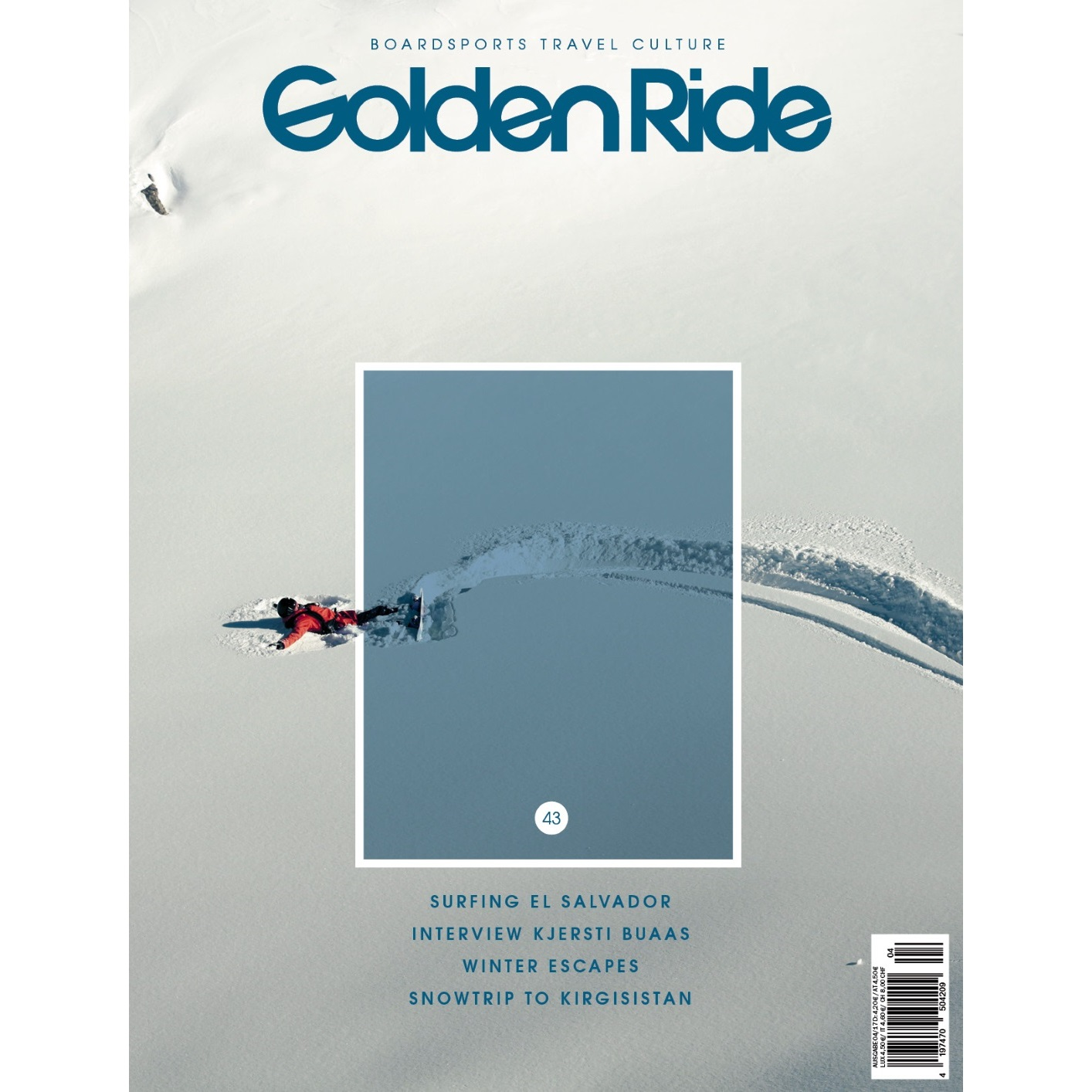 Golden Ride Ausgabe 43