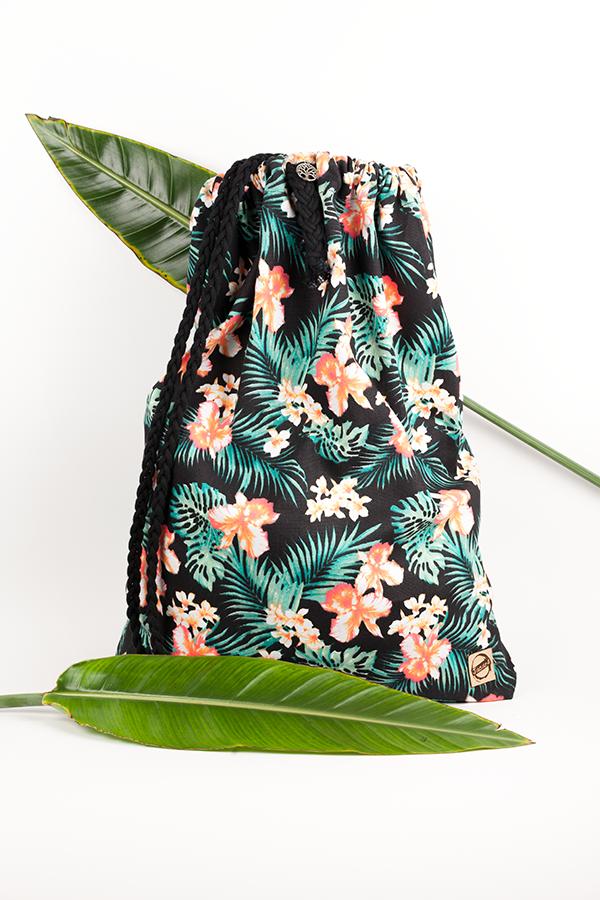 Jacaré Bags – Beach Bag Floral Vibes Hawaii