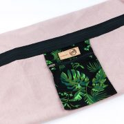 Jacare Bags -Yoga Bag Tropical Garden