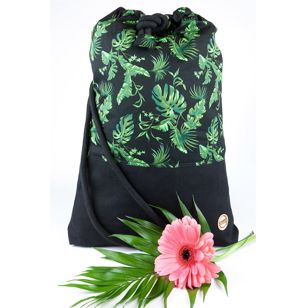 Beach Bag Tropical Garden, Jacare Bags