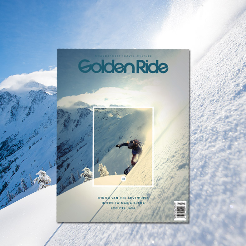 Golden Ride Ausgabe 44