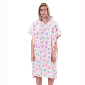 Surf-Poncho Watermelon Nude - After Essentials