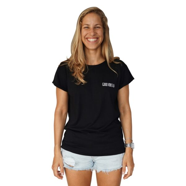 Zealous Clothing Good Vibes T-Shirt
