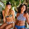 Hi Oceanlovinggirls – Swell Top – Starseeker & ipeout Bottom Palm Dreams