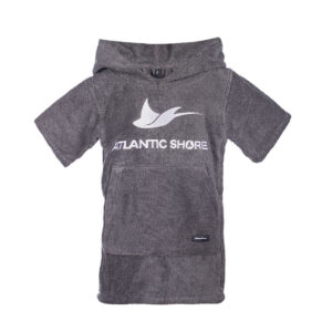 Baby Surf Poncho Atlantic Shore - Basic Grey