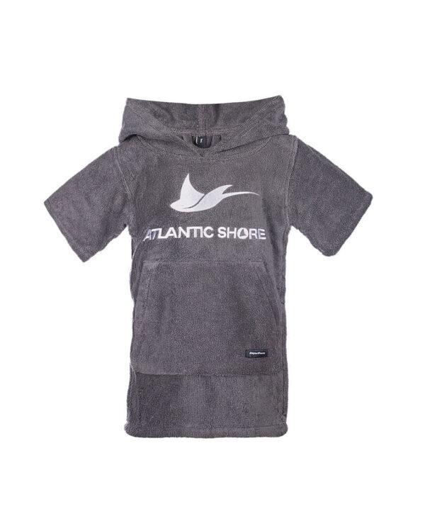 Baby Surf Poncho Atlantic Shore - Basic Grey