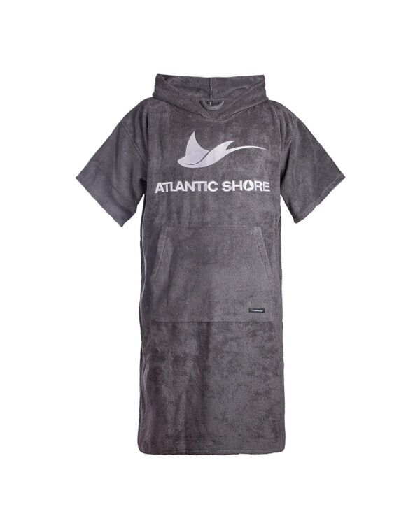 Surf-Poncho Atlantic Shore Basic Grey