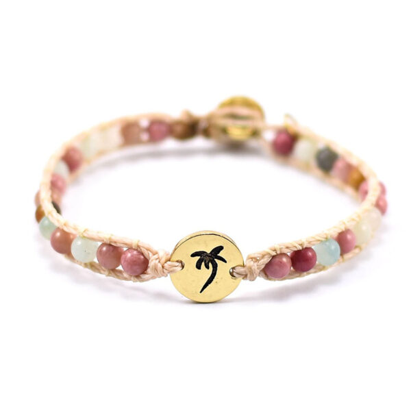 Shimmy Bracelets Coco Pink Armband