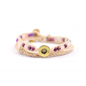 Shimmy Bracelets The Shell, Shimmy Beads,