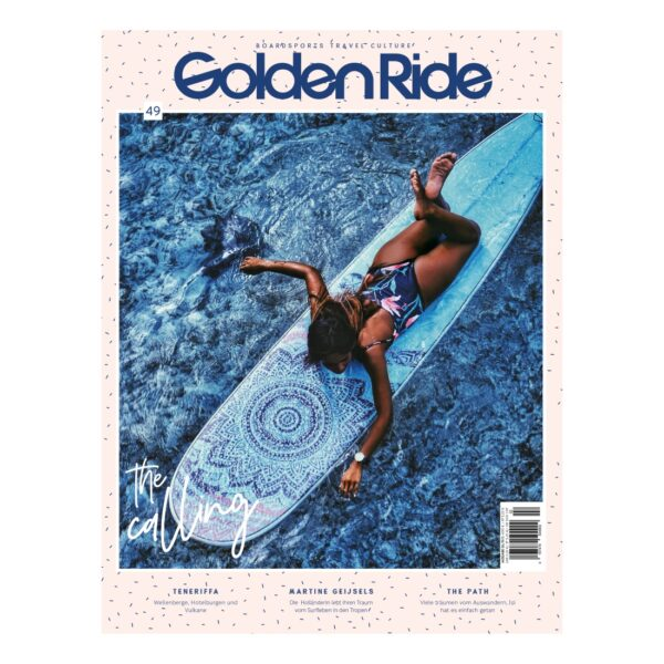 Golden Ride Ausgabe The Challing