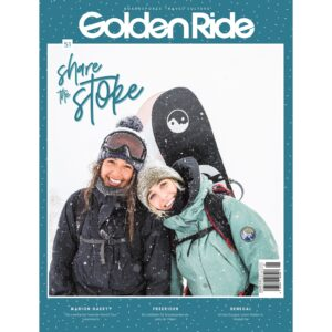 Golden Ride Ausgabe 51 Share the Stoke