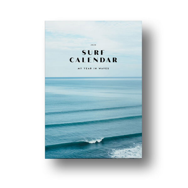 Surf Calendar 2020