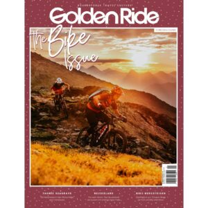 Golden Ride Bike Issue 2020 Mountainbikemagazin