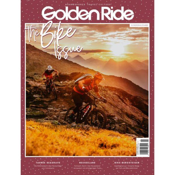 Golden Ride Bike Issue 2020 Mountainbikemagazin