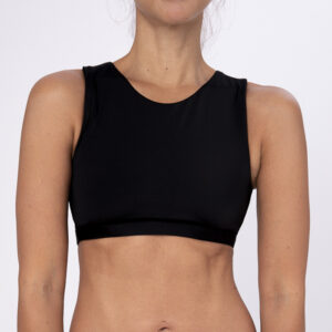 Surfbikini Cheers von Main Design in Schwarz