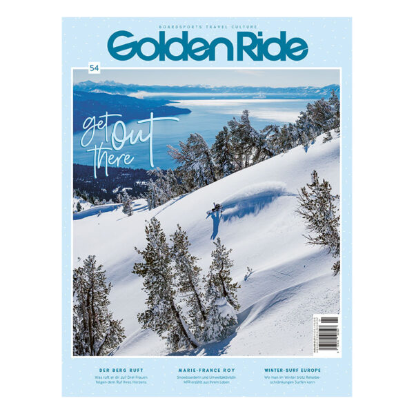 Golden Ride Snow Ausgabe 20